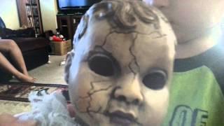 Creepy Possessed Doll