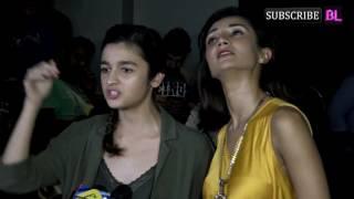 Alia Bhatt At Special Screening of Film M Cream