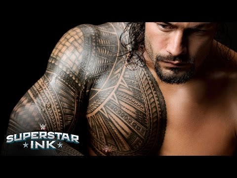 Xxx Mp4 Roman Reigns Explains The Significance Behind His Tribal Tattoo – Part 1 Superstar Ink 3gp Sex