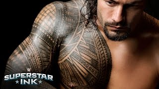 Roman Reigns explains the significance behind his tribal tattoo – Part 1: Superstar Ink