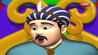 Akbar and Birbal Stories Collection in Bengali Vol 2   নৈতিক গল্প   Moral Stories Bengali For Kids