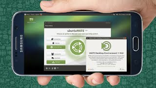 Install Ubuntu OS on Your Android Phone..!![Run Windows Like Software on Android][Hacker's Ubuntu]