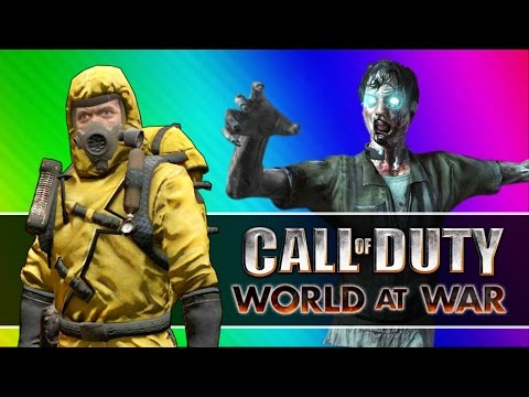 Zombie Potatoes Call of Duty WaW Zombies Custom Maps Mods & Funny Moments