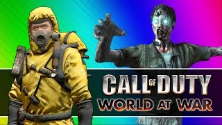 Zombie Potatoes (Call of Duty WaW Zombies Custom Maps, Mods, & Funny Moments)