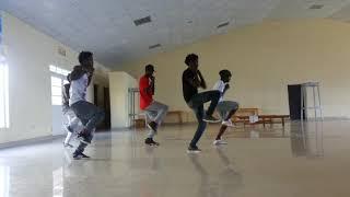Diamond Platnumz ft mr flavor - nana SANKORO dance by Snipers Dance Crew in dance class