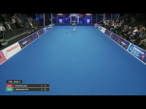 Xxx Mp4 Just 2019 World Indoor Bowls Championships Day 6 Session 3 3gp Sex