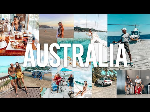 AUSTRALIA TRAVEL VLOG Two Weeks In QUEENSLAND DREAM TRIP ad