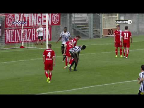 Fortuna Düsseldorf - R.Charleroi S.C // 0-2