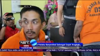 2 dari 13 Tersangka Pemerkosa gadis 12 Tahun di Samarinda merupakan Supir Angkot - NET12
