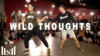 WILD THOUGHTS - DJ Khaled ft Rihanna Dance | Matt Steffanina ft Samantha Caudle