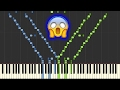 Download Video Canon Rock Version [Piano Tutorial] (Synthesia/Sheet Music/Piano Cover) //Takushi Koyama 3GP MP4 FLV