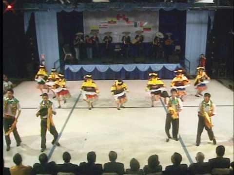 Huaylas Jallmay Perú Huaylarsh de Carnaval
