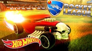 Rocket League® - Hot Wheels Trailer | Hot Wheels Gaming