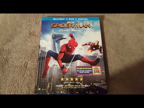 Xxx Mp4 Spider Man Homecoming DVD BLU Ray 3gp Sex