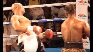 Full Fight: Bastie Samir knocks out Bukom Banku