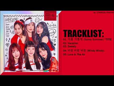 [FULL ALBUM] 여자친구 (GFRIEND) - 여자친구 Summer Mini Album 'Sunny Summer'