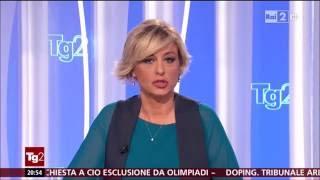 Tg2: Presentato a Roma il docufilm