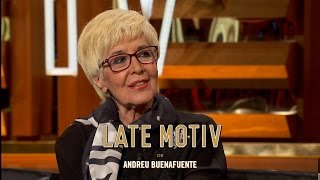 LATE MOTIV - Concha Velasco es la 'Reina Juana'  | #LateMotiv61