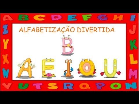 Vídeo Educativo Infantil Alfabetização BA BE BI BO BU