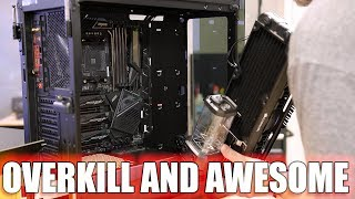 Dark Knight Custom AMD Build Log - Part 1