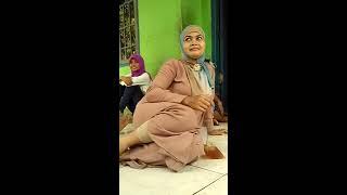 Beautiful mother hijab