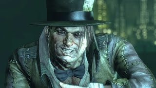 Mad Hatter Most Wanted Mission - Batman Arkham City Remastered