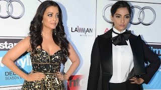 Hotties Aishwarya & Sonam Sizzle At HT Style Awards