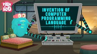 Invention Of Computer Programming Language | The Dr. Binocs Show | Best Learning Video for Kids