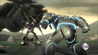 Transformers Prime Beast Hunters: Top 10 fights