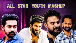 MALAYALAM YOUTH STAR MASHUP DQ|ASIF|FAHAD