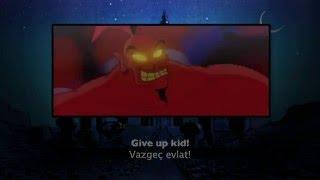Aladdin: Return of Jafar - Jafar's Death - Turkish (Subs + Trans)