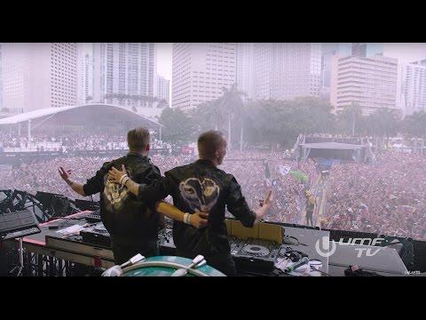 Galantis LIVE at Ultra Music Festival 2017