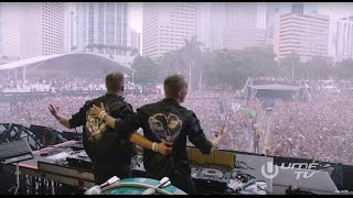 Galantis - LIVE at Ultra Music Festival 2017