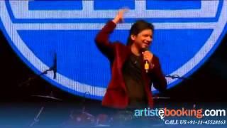 Shaan's Live Performance Song - Tere Naina Bade Katil - Jai Ho