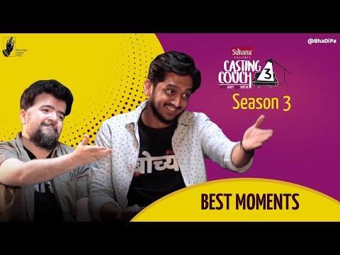 Xxx Mp4 Best Moments Casting Couch Season 3 With Amey Nipun Bhadipa Ccwan3 3gp Sex