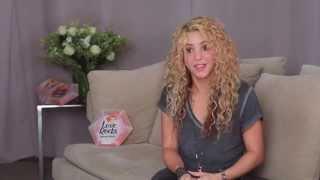 Interview: Shakira talks about Love Rocks