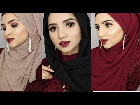 Xxx Mp4 FULL COVERAGE HIJAB STYLES FOR PARTY WEAR 3gp Sex