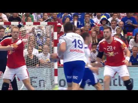 Nikola Prce - 9 goals against Denmark (14.06.2015)