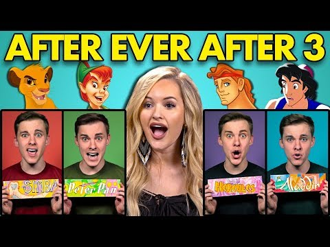 Xxx Mp4 COLLEGE KIDS REACT TO AFTER EVER AFTER 3 Disney Parody 3gp Sex