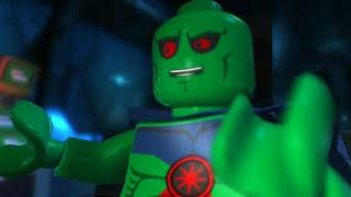LEGO Batman 2 DC Super Heroes Walkthrough - Part 2 - Arkham Asylum Antics (Wii U, Xbox 360, PS3)