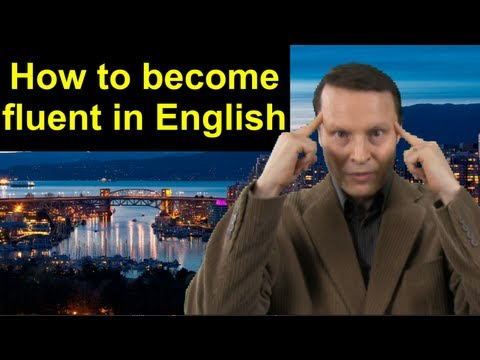 watch How to improve your English speaking - Learn English Live 18 with Steve Ford