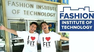 OUR EXPERIENCE AT THE FASHION INSTITUTE OF TECHNOLOGY