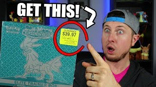 GRAB THESE CHEAP POKEMON CARDS WHEN YOU SEE THIS ON THE BOX! Opening Packs
