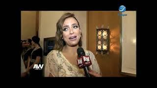 عرب وود l بالفيديو - سميرة سعيد والنجوم في مهرجان القفطان العربي المغربي الدورة الأولى بدبي