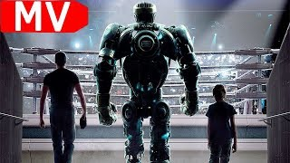 Gigantes de Aço | Real Steel Tribute - Impossible (Music Video)