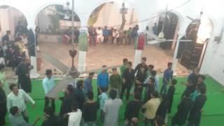 25 Moharram Anjuman e Akbari Amroha Part1