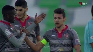 الأهداف   الأهلي 0 - 4 الدحيل   QNB 17/18