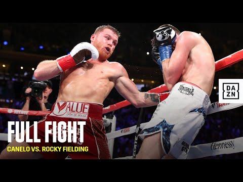 FULL FIGHT Canelo Alvarez vs. Rocky Fielding