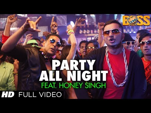 Xxx Mp4 Party All Night Feat Honey Singh Full Video Boss Akshay Kumar Sonakshi Sinha 3gp Sex