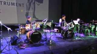 Circus - Drum Battle - Thomas & Nathan